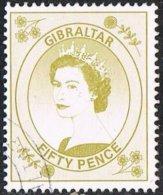 Gibraltar SG868 1999 Definitive 50p Fine Used - Gibraltar