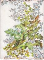 VICTORIA  1880's  CHRISTMAS  CARD    TUCK  ARTISIC  SERIES - Mechanical