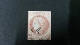 Colonie Française  N° 15 Avec Oblitération D'Epoque, Voir Etat - Ceres