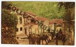 Brasil Brazil Ouro Preto Cartao Postal Ca1940 Postcard W4-423 - Brasile