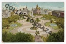 Argentina Buenos Aires Plaza De Mayo Salvatore Liguori Ed Tarjeta Postal Ca1900 Postcard W4-427 - Argentina