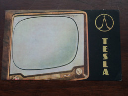 CZECHOSLOVAKIA ( OK1FT ) CB Radio - Jiri Deutsch - 1959 ( TESLA / Zie Foto Voor Details ) - Radio Amateur