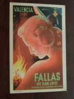 VALENCIA 1950 FALLAS De San Jose ( EA5EQ ) CB Radio - Carlos Orlando Soto - 1956 ( Zie Foto Voor Details ) - Radio Amateur