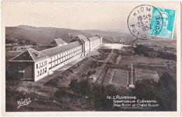63. Pf. Sanatorium Clémentel Près RIOM Et CHATEL-GUYON. 72 - Châtel-Guyon
