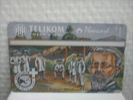 Phonecard Papua New Guina Eberhand 607 B (Mint,Neuve) Rare - Papua New Guinea