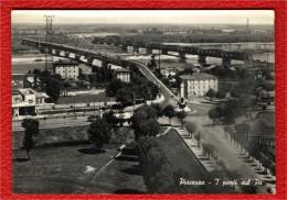 Piacenza - I ponti sul Po - viaggiata