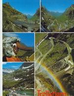 Pk Norway:279:Trollstigen - Norway