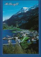 Pk Norway:261:Hellesylt, Geiranger - Norway