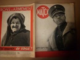 1940 MATCH ; Les ANZACS D'Australie Et De Nlle-Zélande; Les Volontaires Du CANADA; La FINLANDE; USA Attendent..etc.. - Français