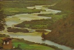 Bhutan - Postcard Unused - A View Of Thimphu-Chu - 2/scans - Bhutan