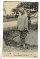 CPA MILITARIA PERSONNAGE UNIFORME - Infanterie Indigène Tenue De Corvée - Uniformes