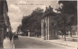 ROCHEFORT SUR MER PLACE COLBERT CPA NO 4908 - Rochefort