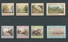 Pitcairn: 248/ 251 + 291/ 294 ** - Pitcairn