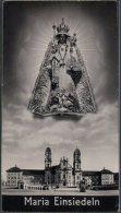 Santino - Holy Card - Madonna - Maria Einsiedeln - Images Religieuses