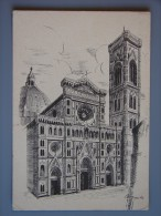 Fi1679)  Firenze - Duomo E Campanile - Firenze (Florence)