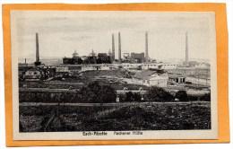 Esch S Alzette Aachener Hutte 1910 Luxembourg Postcard - Esch-Alzette