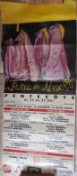 AFFICHE TAUROMACHIE FERIA N�MES PENTEC�TE 1996