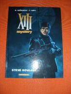 XIII  MYSTERY .. 5  EO . R. GUERINEAU  -  F. NURY  .. Steve Rowland - XIII
