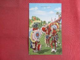 Native Americans    Indian School Dancers    Ref 1487 - Indiens De L'Amerique Du Nord