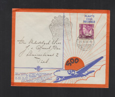 Nederlands-Indie Postvlucht 1937 - Niederländisch-Indien
