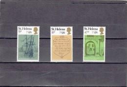 Santa Helena Nº 326 Al 328 - Sellos