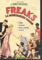 FREAKS LA MONSTRUEUSE PARADE - Tod BROWNING - DVD - Horror