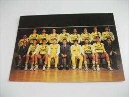 G.s. Edizione Panini Modena Campioni D´italia 1986 87 Cantagalli E Compagni - Volleyball