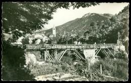 06 - La Brigue, La Passerelle (ancien Pont) - Otros Municipios