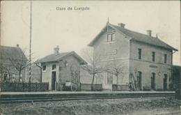 57 LORQUIN / La Gare De Lorquin / CARTE RARE - Lorquin