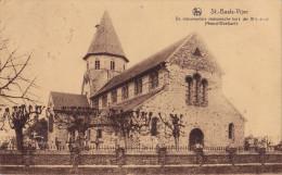 SINT-BAAFS-VIJVE : De Monumentale Romaansche Kerk - Wielsbeke