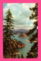 Coeur D´Alene Lake - 1948 - UNION OIL COMPANY´S - Coeur D'Alene