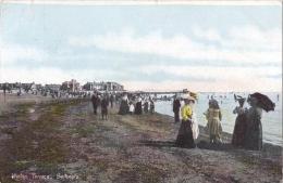 Winton Terrace, Saltcoats, Ayrshire, Scotland - Dixon 3637, Posted 1906 - Ayrshire