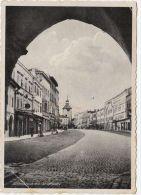 889- VOCKLABRUCK- STREET VIEW, SHOPS, CPA - Vöcklabruck