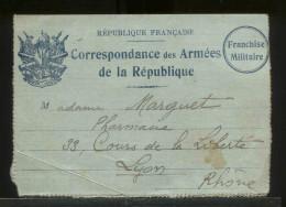 9123  -  CORRESPONDANCE ARMEES DE LA REPUBLIQUE  FM - VISITER MA BOUTIQUE TOUT A 1 EURO A SAISIR - Non Classés