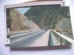 Venezuela Caracas Autoroute Tunnel Viaducto La Guayra - Venezuela