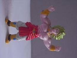 1 FIGURINE FIGURE DOLL PUPPET DUMMY TOY IMAGE POUPÉE - DRAGON BALL PVC VINTAGE SON GOKU 1989 - Dragon Ball