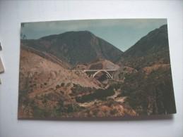 Venezuela Mountains Viaduct - Venezuela