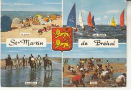 Saint Martin De Bréhal Multivues - Brehal