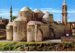 - CPSM   -  PERISTERONA ( MORPHOU ) - 869 - Chypre