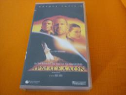 Armageddon - Old Greek Vhs Cassette From Greece - Action, Aventure