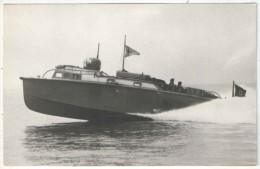 VEDETTE DORNIER - WWII - Dornier Speedboat
