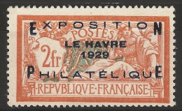 FRANCE - N� 275 A SIGNE (*) COTE 875,00 EUROS