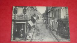 SAINT-PIERRE-SUR-DIVES - Rue Du Bosq - France