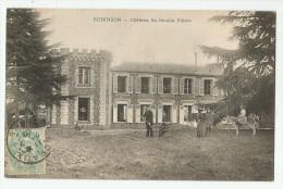 CPA Hauts De Seine - 92 - Robinson Château Du Moulin Fidèle - Le Plessis Robinson