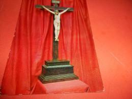 Santino Preghiera Al Crocifisso - Images Religieuses