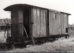 BVA 625-04 - Fourgon En Gare - VIMPELLES - Seine Et Marne - 77 - SE - France