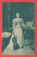 150888 / France Art Frédéric Soulacroix  - ARTISTE , WOMAN  MUSIC  VIOLIN -  540 MINERVA - Music And Musicians