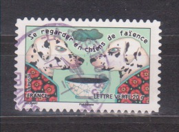 """FRANCE / 2013 / Y&T N° AA 797 : """"Expressions"""" (Se Regarder...) - Choisi - Cachet Rond - France"""