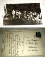 AK Erschießung Schlageters, Freiluftbühne Tannheim, Bei Donauwörth, Gelaufen 1933 - 1939-45