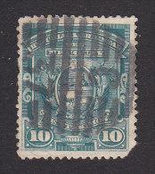 Uruguay, Scott #84, Used, Coat Of Arms, Issued 1889 - Uruguay